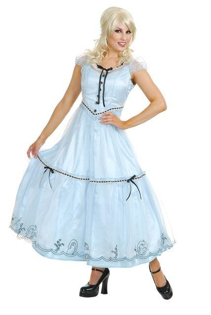 Alice from Wonderland Adult DELUXE Costume **IN STOCK**