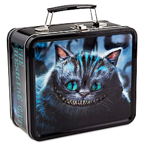 Alice in Wonderland Collectors LUNCH BOX Cheshire Cat