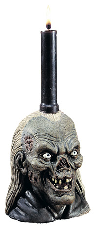 Crypt Keeper™ Candle Holder