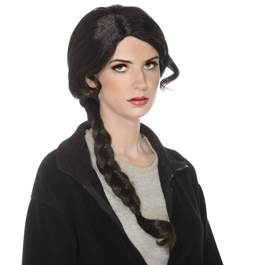 Hunger Games inspired Contestant DELUXE Wig