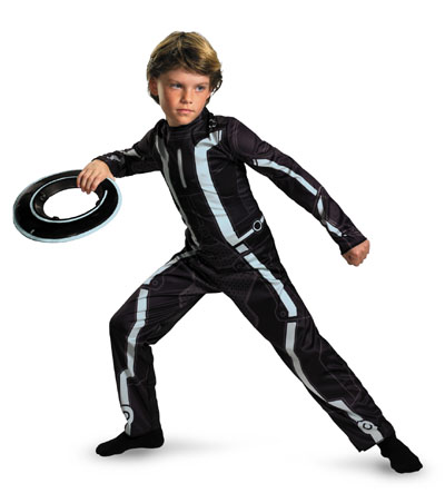Tron Legacy Child Classic Costume **IN STOCK**