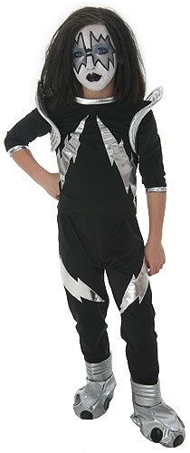 KISS - Spaceman DELUXE Child Costume