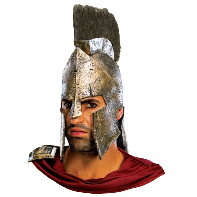300 Movie Spartan King Leonidas Deluxe Helmet