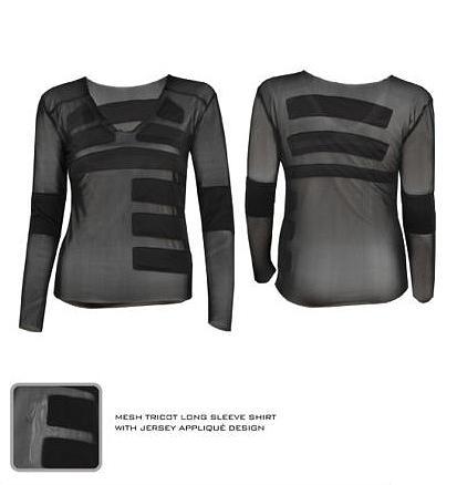 Divergent Tris's Authentic Prop Replica Shirt