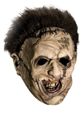 Texas Chainsaw Massacre Leatherface™ 3/4 Mask