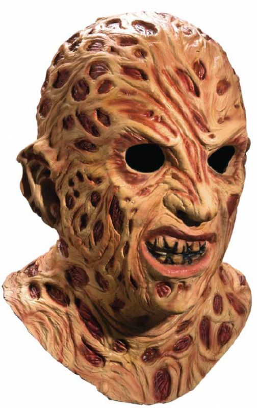 Nightmare On Elm Street Freddy™ Super Deluxe Overhead Mask