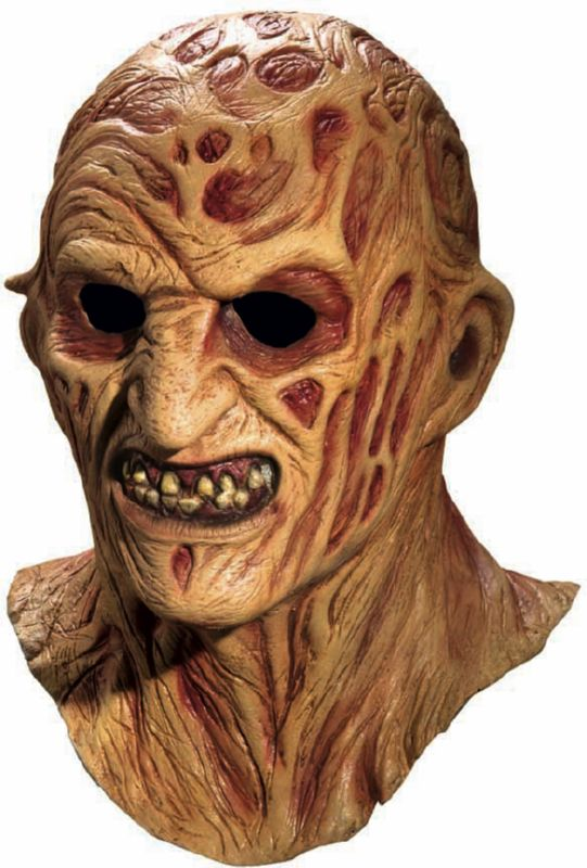 Nightmare On Elm Street Freddy™ Deluxe Overhead Latex Mask