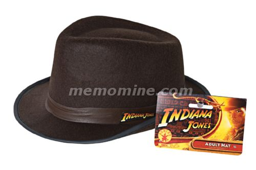 Indiana Jones Adult Economy Hat