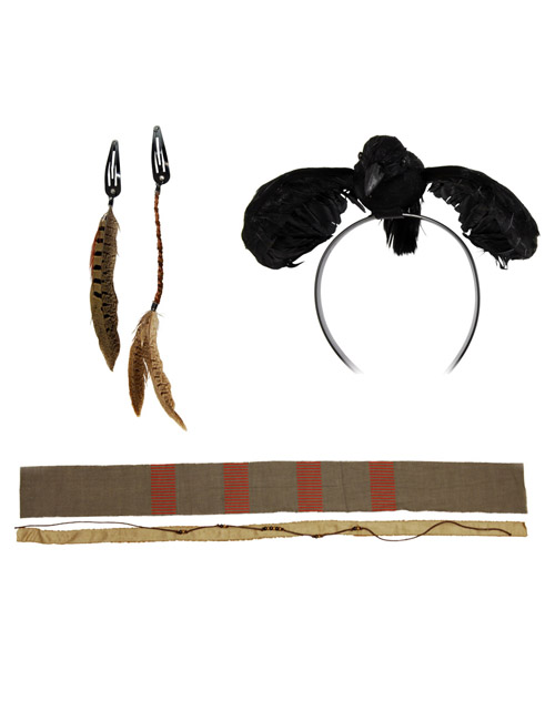 Lone Ranger Costume Accessory Pack - Tonto