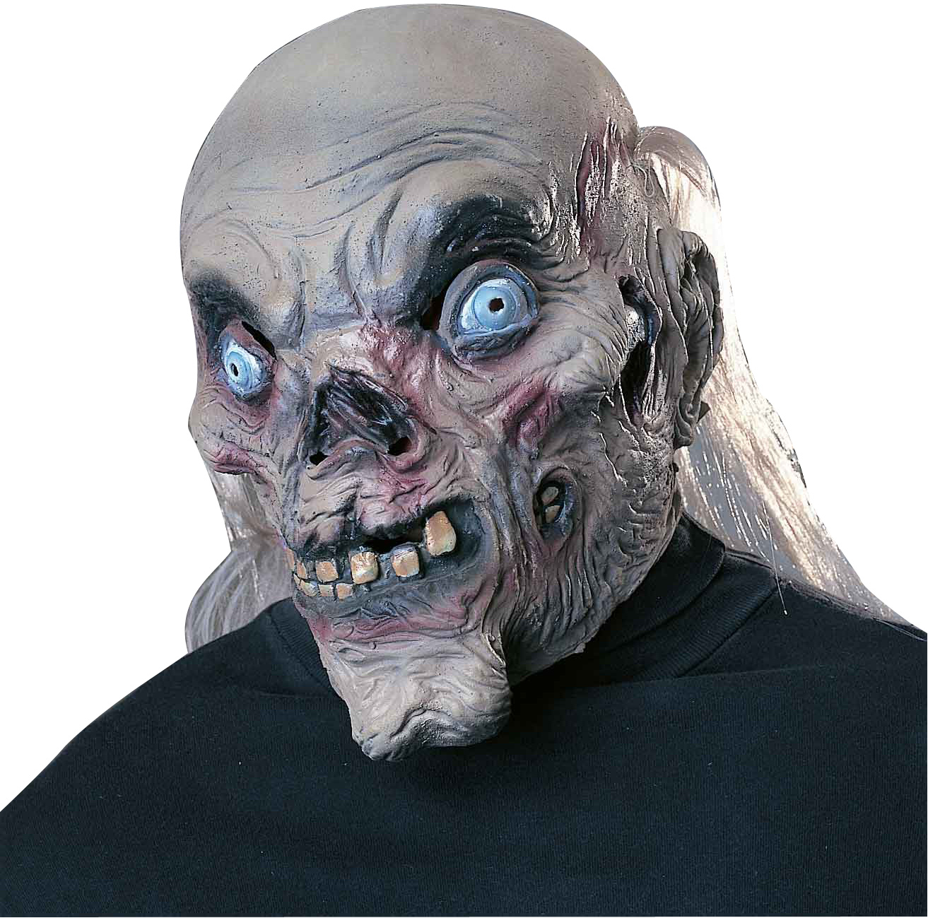 Crypt Keeper™ Adult 3/4 Mask with Hair