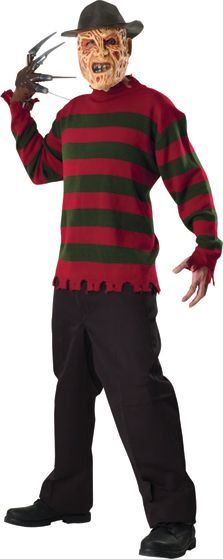 Nightmare On Elm Street Deluxe Freddy™ Quality Sweater