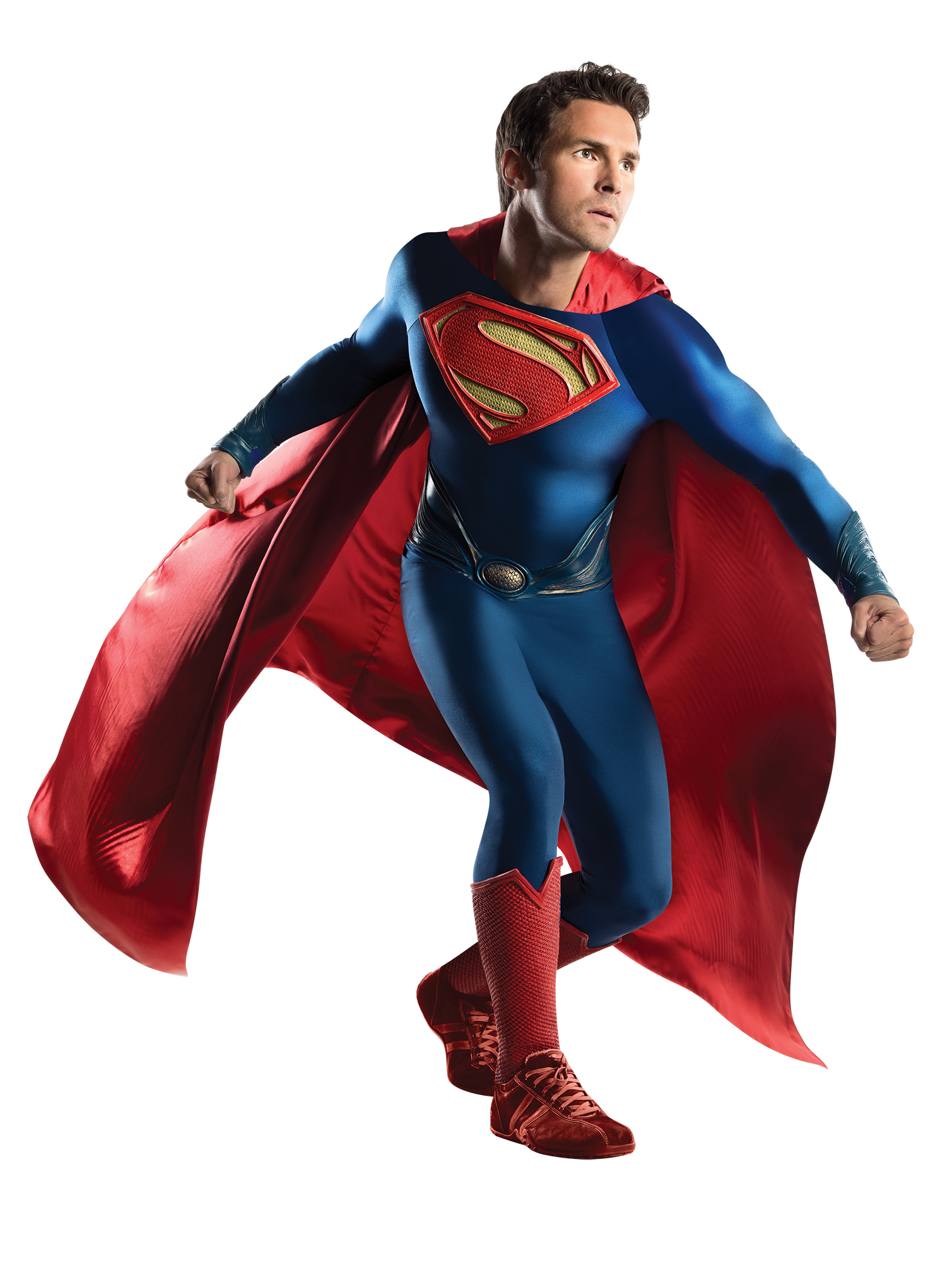 Superman Adult GRAND Heritage Costume *SPECIAL ORDER*