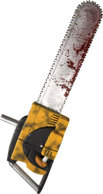 Texas Chainsaw Massacre Leatherface™ 27in. Chainsaw