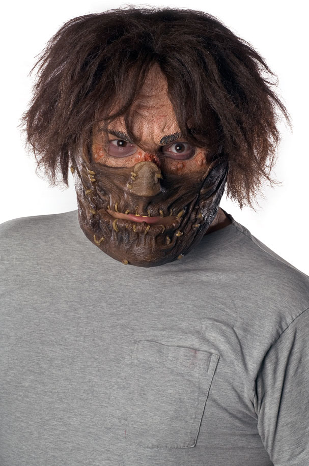 Texas Chainsaw Massacre Leatherface Muzzled Mask