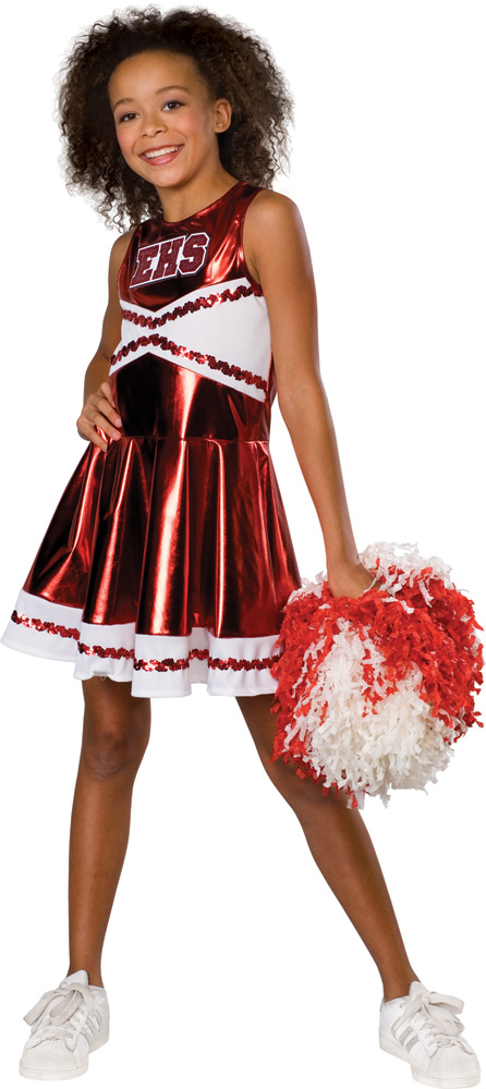 High School Musical Deluxe Cheerleader S,M,L