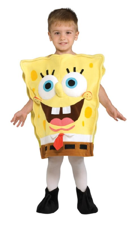 Spongebob Child Deluxe Costume STD