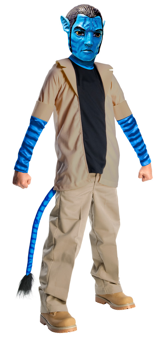 AVATAR Movie Jake Sully Child Costume S,M,L **IN STOCK**