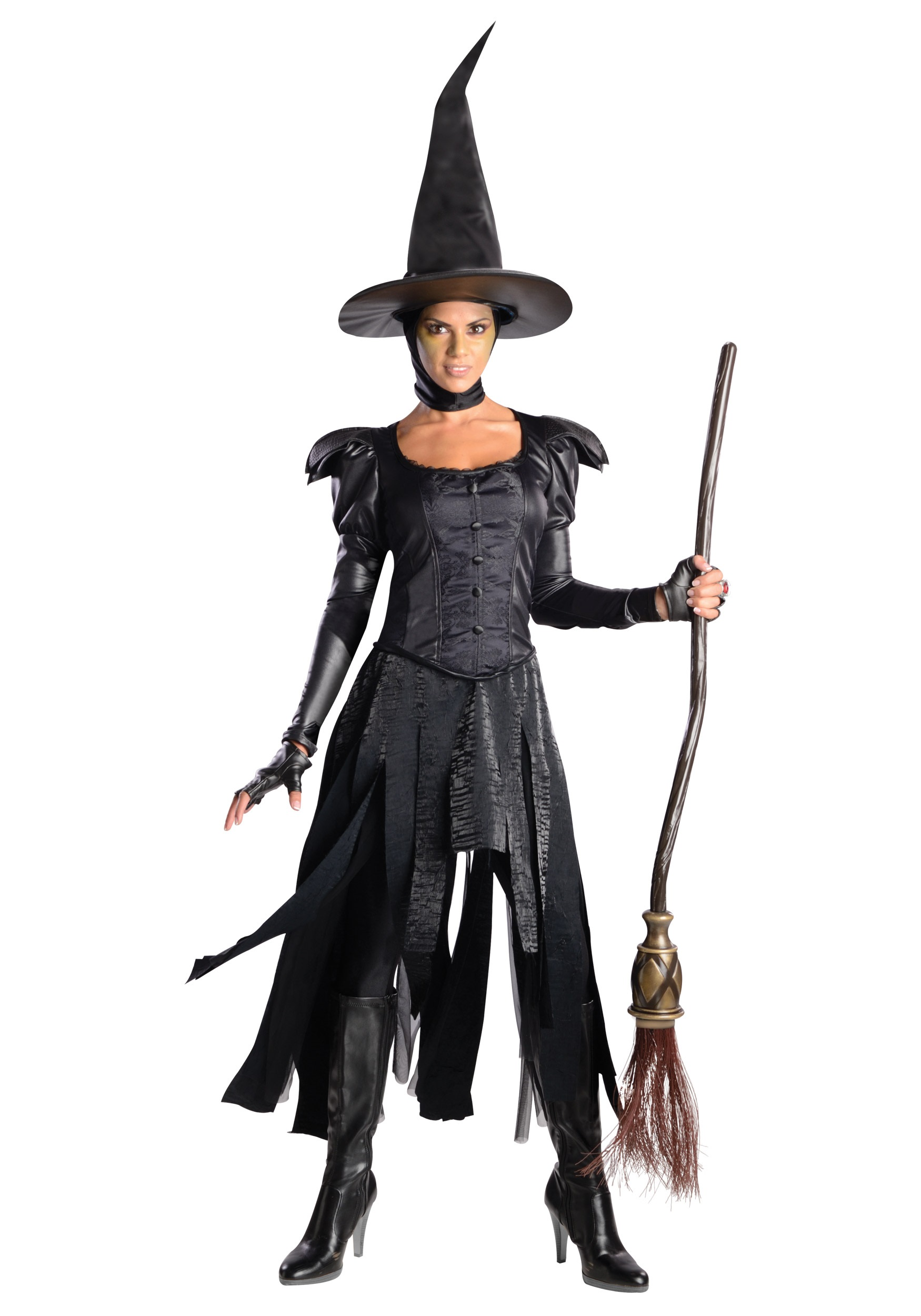 Wicked Witch Of The West DELUXE Adult Costume