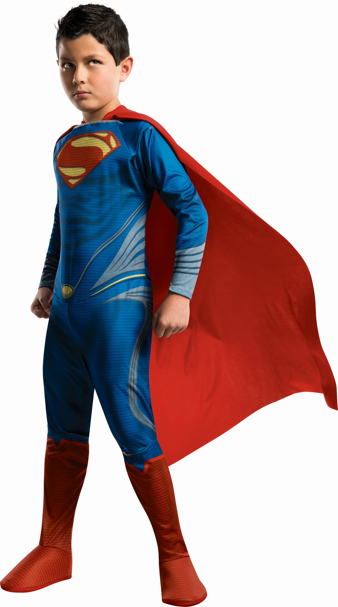 Superman Man of Steel Child Costume