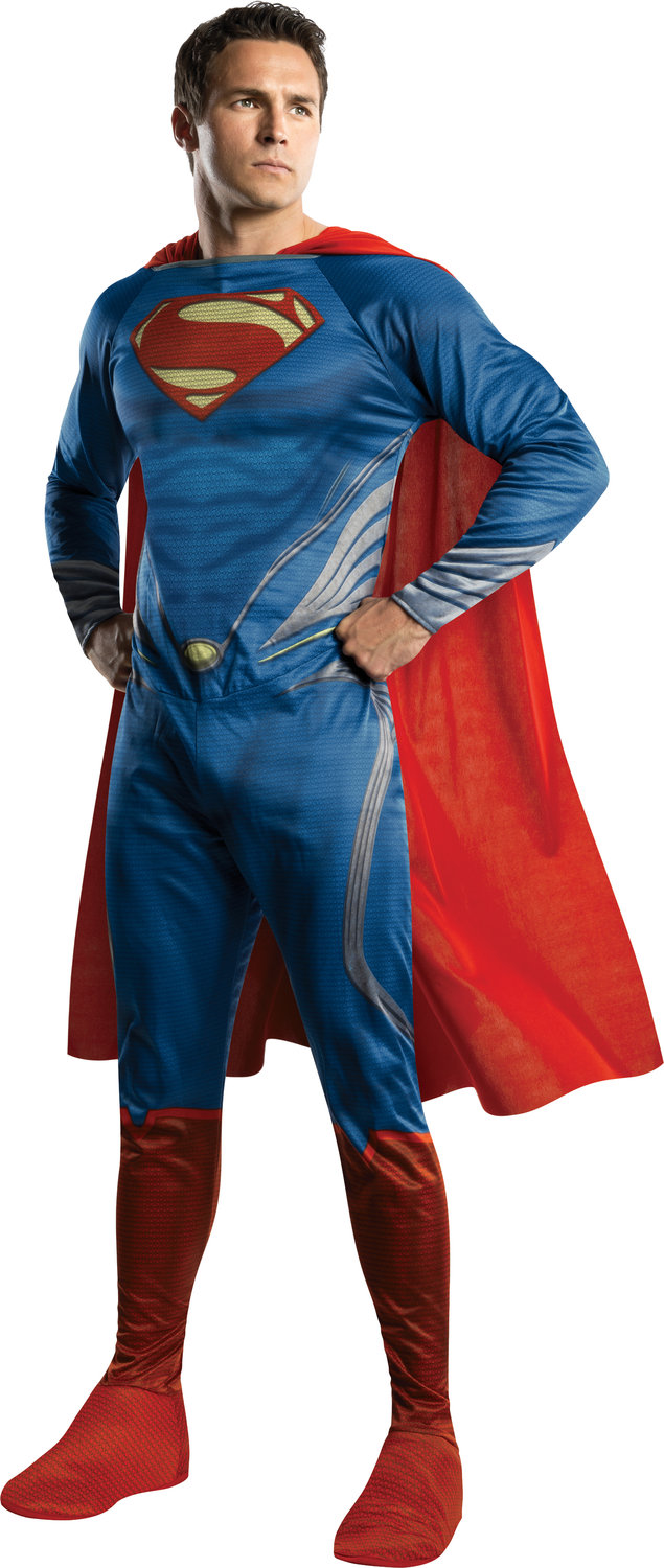 Superman Man of Steel Adult Costume