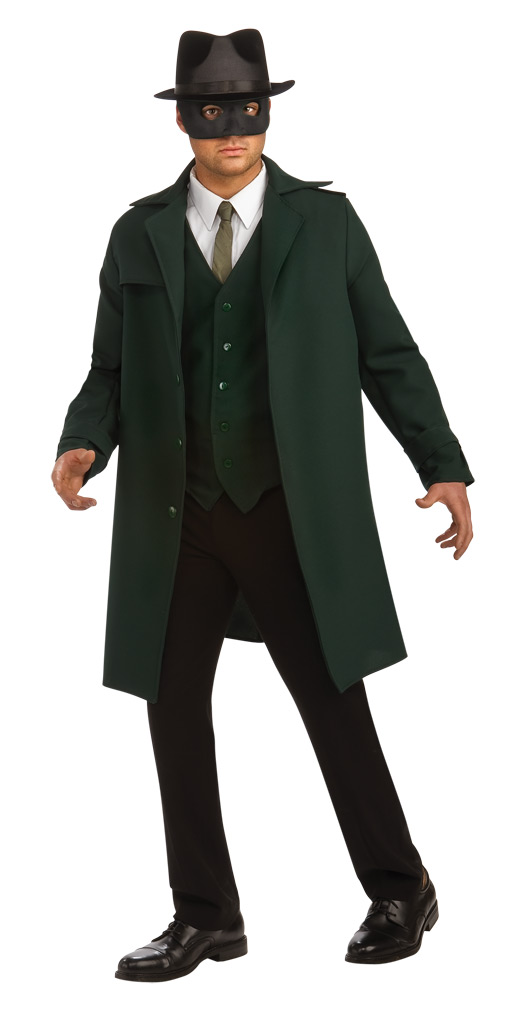 Green Hornet Adult Deluxe Costume PRE-SALE