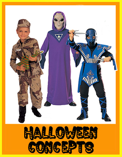 Halloween Concepts Boys Costumes