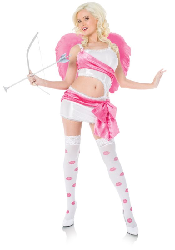 PLAYBOY Licensed Costume CUPID XS, S, M