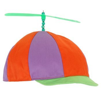 Alice in Wonderland Tweedle Dee Tweedle Dum Hat **IN STOCK**
