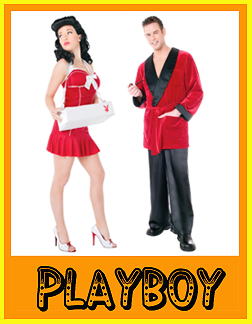 PLAYBOY New Licensed Costumes
